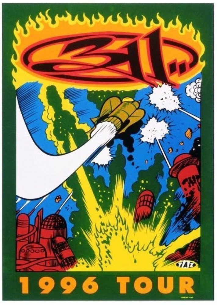 """""""311"""" 1996 Tour by Jim """"TAZ"""" Evans"""