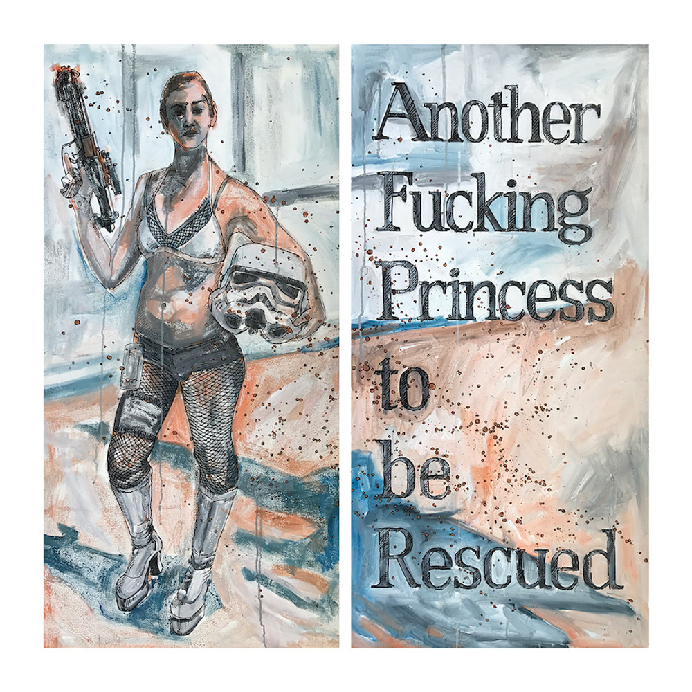 Another Fing Princess to be Rescued by Anna Stump