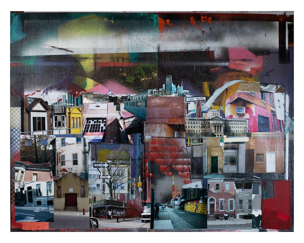 City by Leroy Johnson