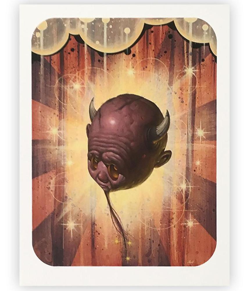 Devil Head by Nathan Ota