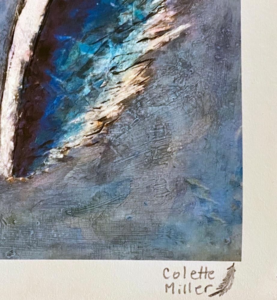 River Blues by Colette Miller