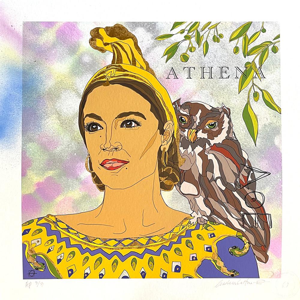 Athena by Andrea LaHue aka Random Act