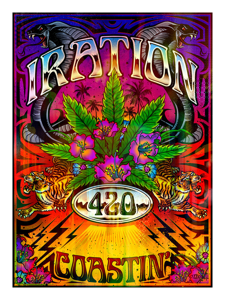 COASTIN by Iration + TAZ