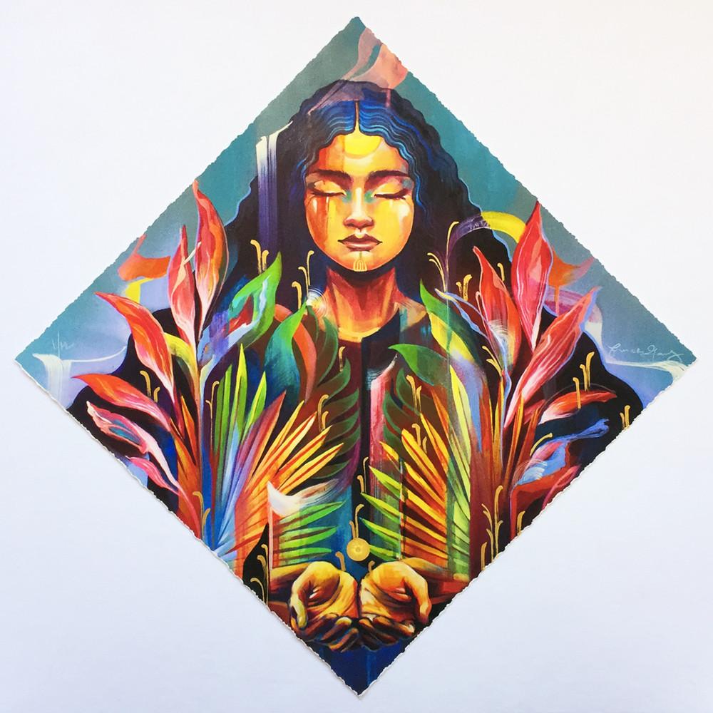 Liwanag (Hand Embellished) by Franceska Gamez