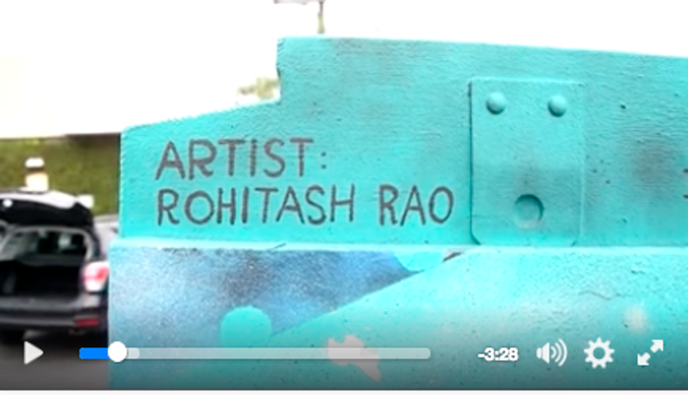 SUGAR PRESS Artist Rohitash Rao speaks to PencilBox from his Venice, CA Studio   -CLICK HERE FOR MORE-