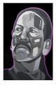 Quvo Trejo by Man One (also signed by Danny Trejo)