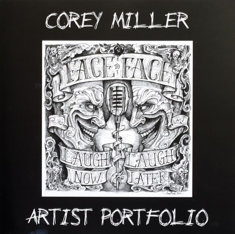 Corey Miller Artist Portfolio
