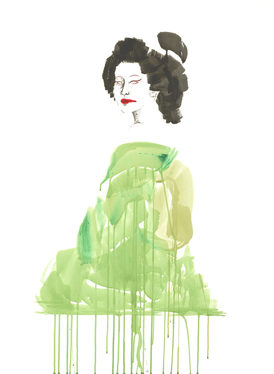 Lotus  by Jacqueline Palafox