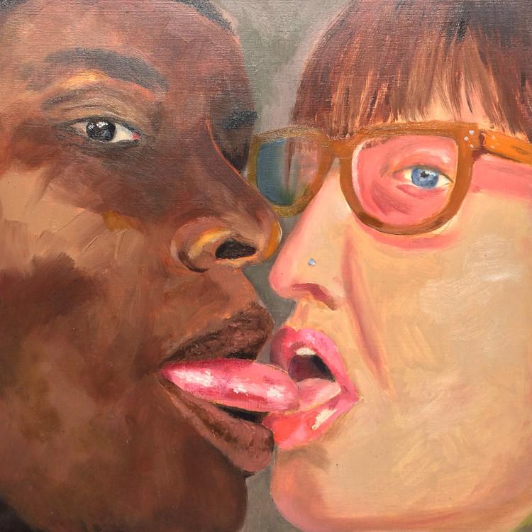 Kiss by Stephanie Wolfe