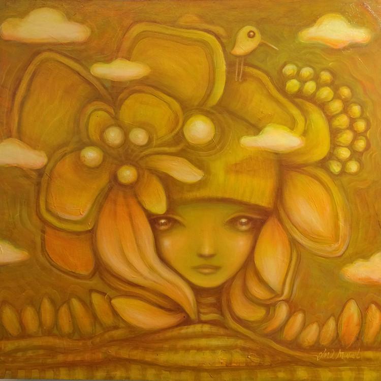 Cloudy Summer by Gloria Muriel