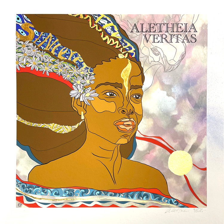 Aletheia Veritas by Andrea LaHue aka Random Act