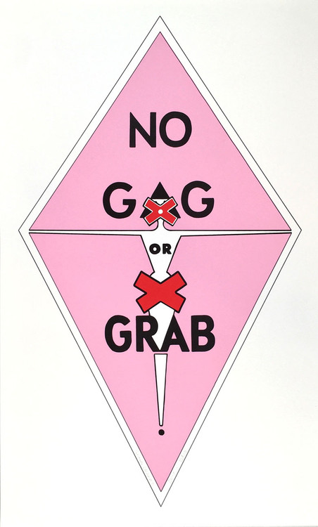 No Gag or Grab by Ilona Granet