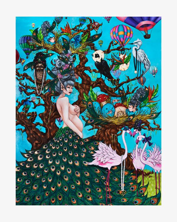 Pachamama by Amandalynn