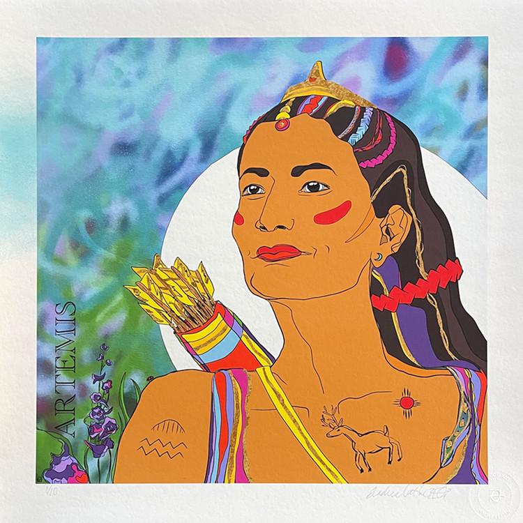 Artemis by Andrea LaHue aka Random Act