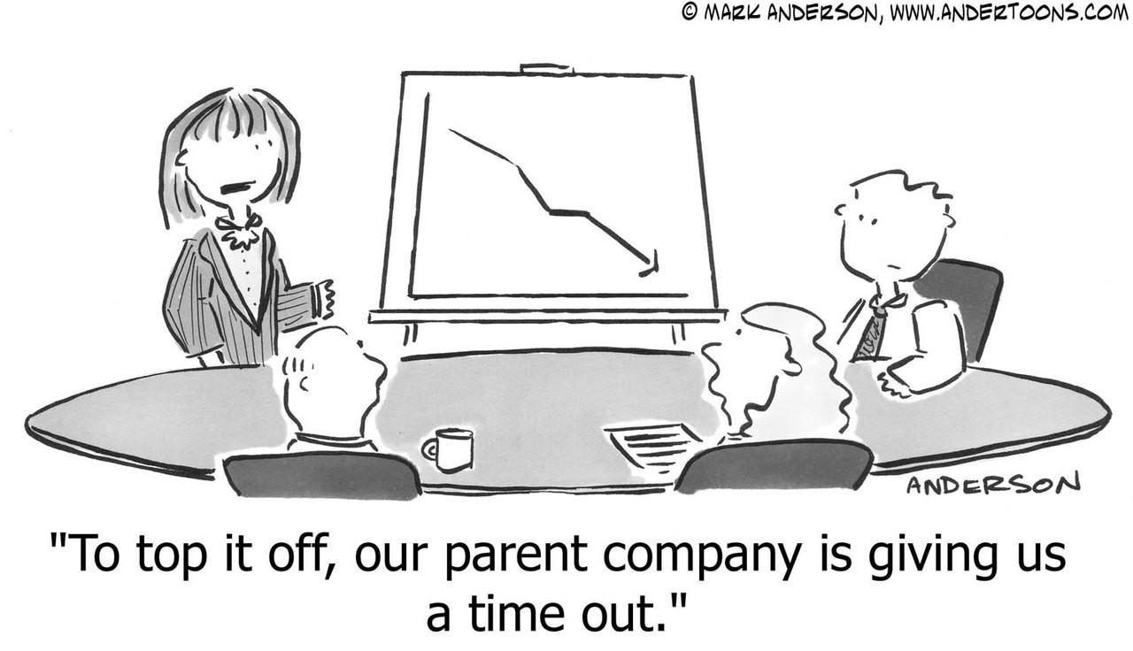 Parent Cartoon # 2212 - ANDERTOONS