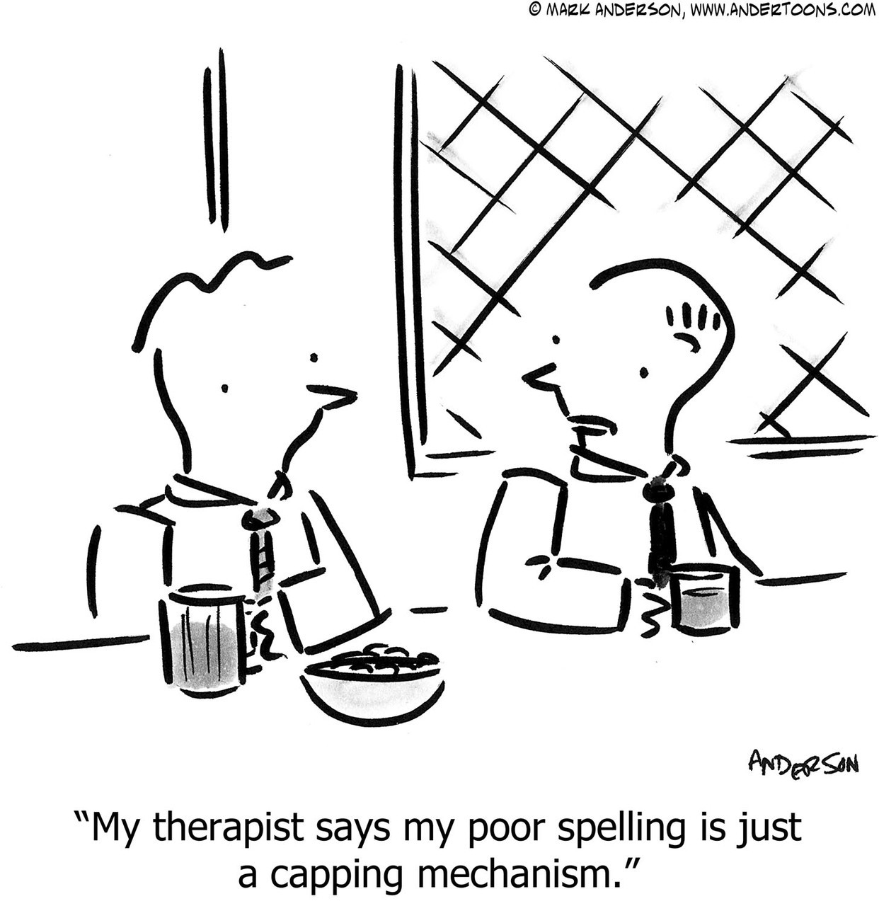 Therapy Cartoon 6095 Andertoons