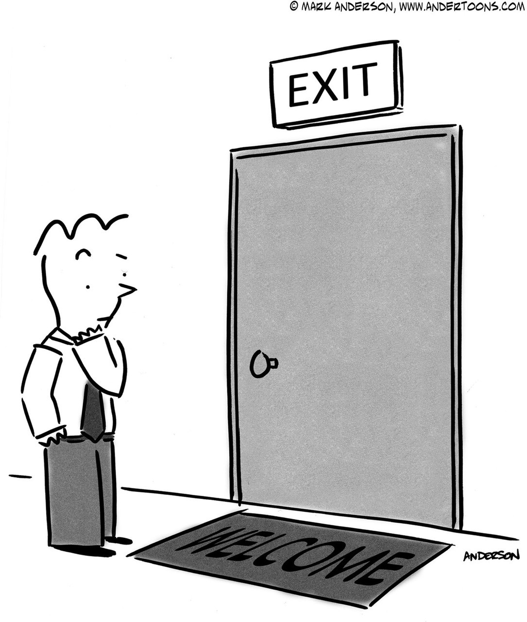 Image result for exit door