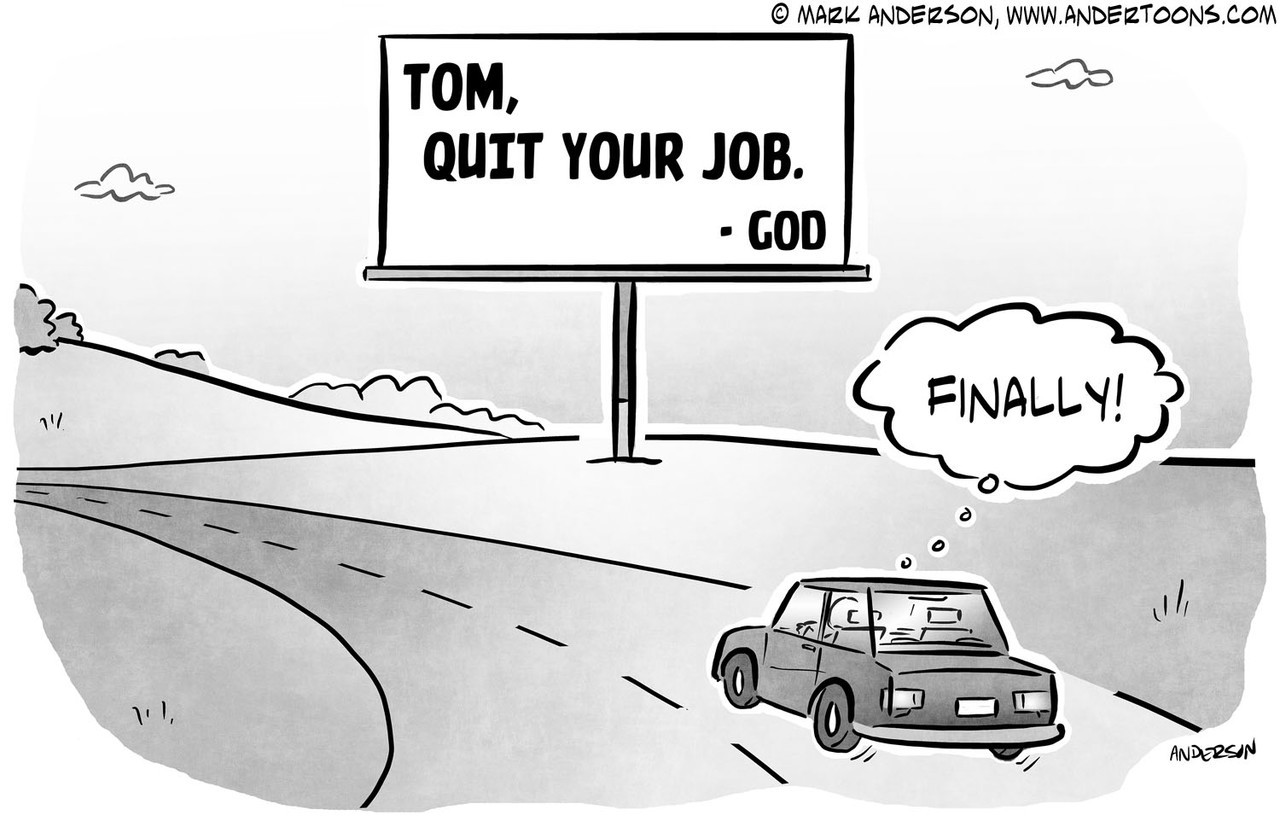 100+ Cartoon Quitting Job Funny – yasminroohi