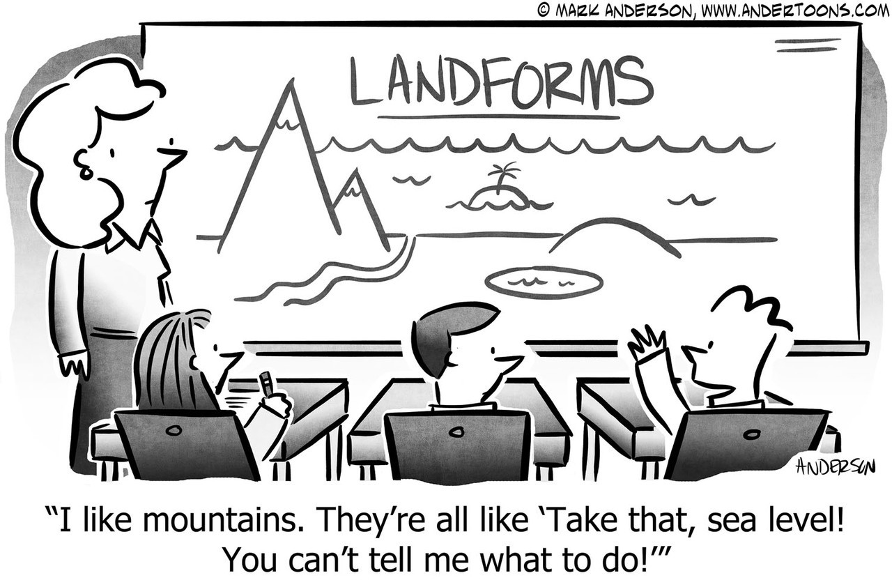 View Geography Cartoon Pic Images