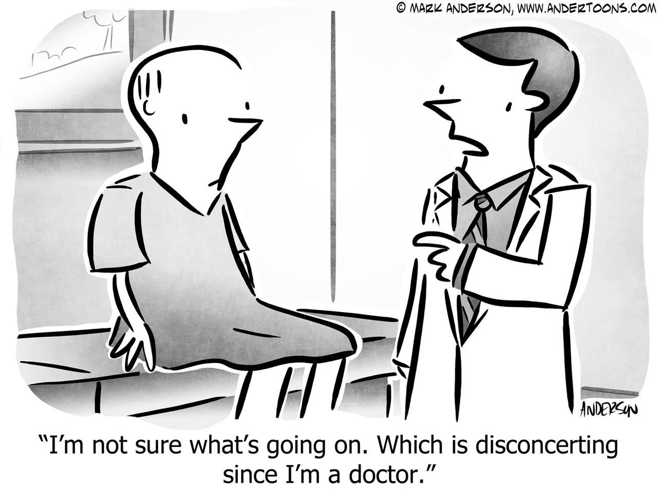 Incompetent Cartoon # 8035 - ANDERTOONS