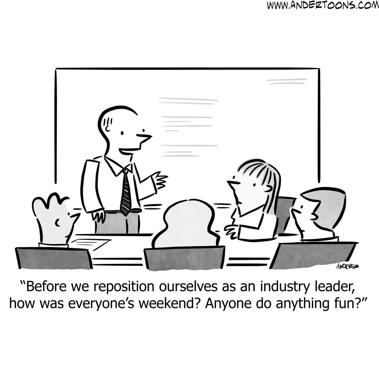 Leadership Cartoon #8668 - ANDERTOONS