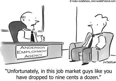 Interview Cartoon # 4244 - ANDERTOONS