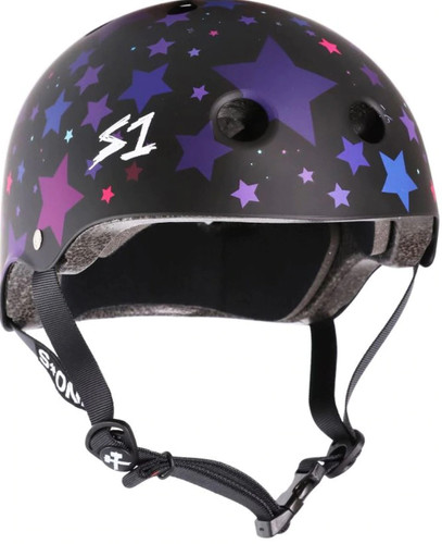 S1 Lifer Helmet - Black Matte Start