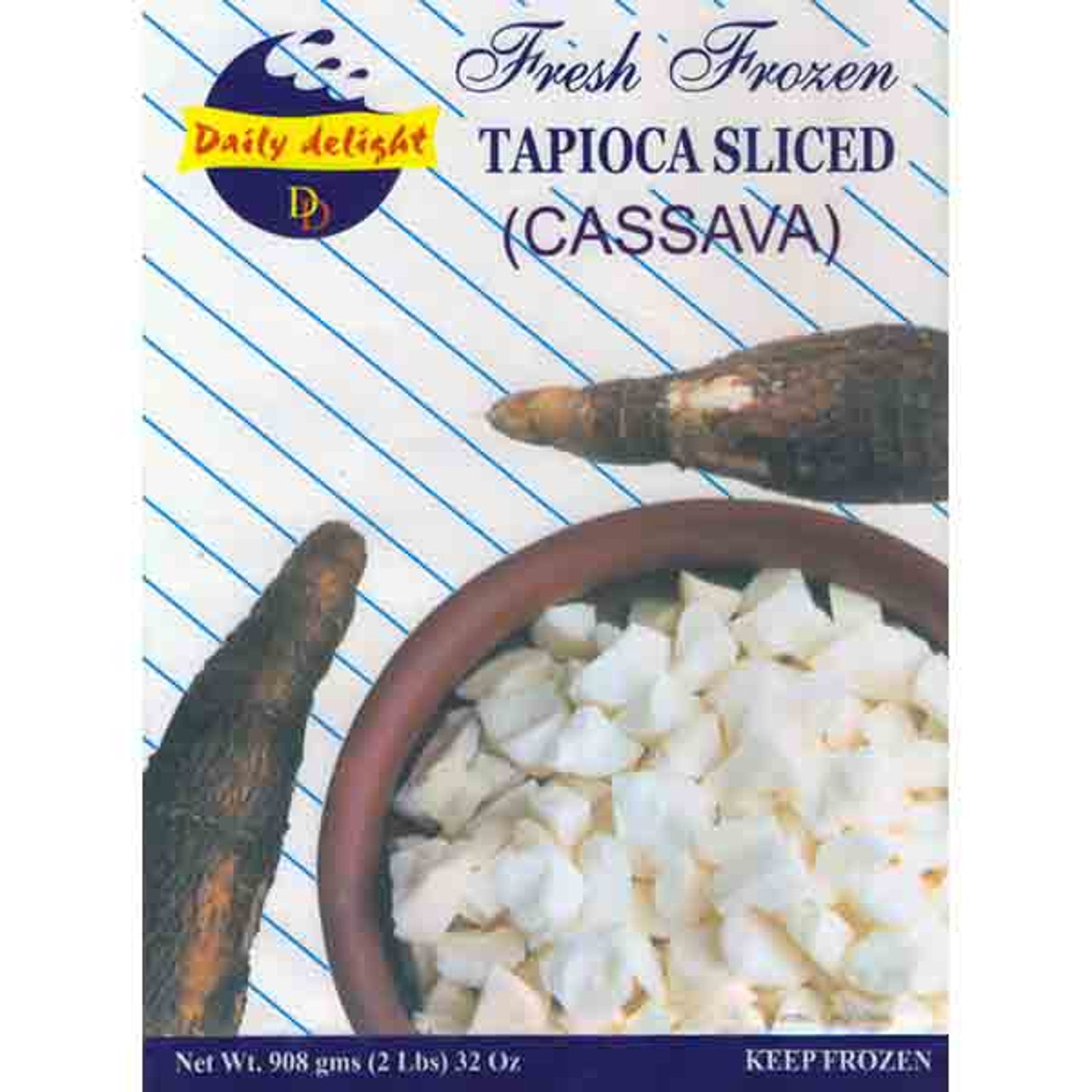 Daily Delight - Tapioca Sliced 2lb - 2 l
