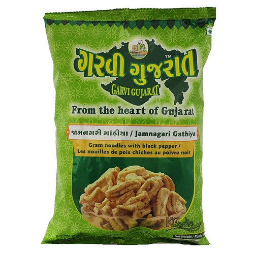 Garvi Gujarat Jamnagari Gathiya - 285g