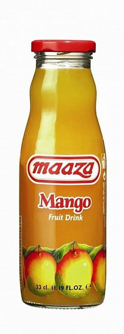 MAAZA MANGO - 330 ML - SpiceAsia