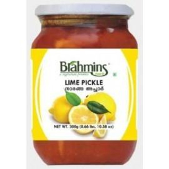 Brahmins Lime Pickle 300gm
