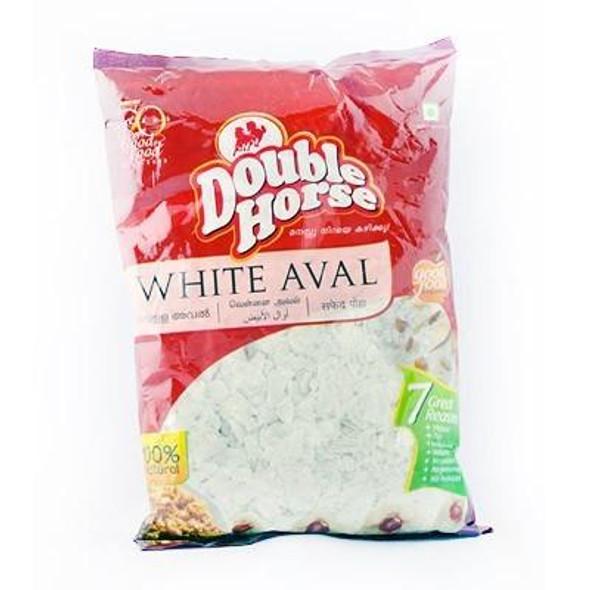 Double Horse White Rice Flakes - 500GMS