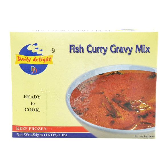 Daily Delight Fish Curry Gravy - 1 Lbs