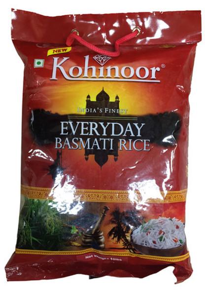 Kohinoor Everyday Basmati Rice 10lb