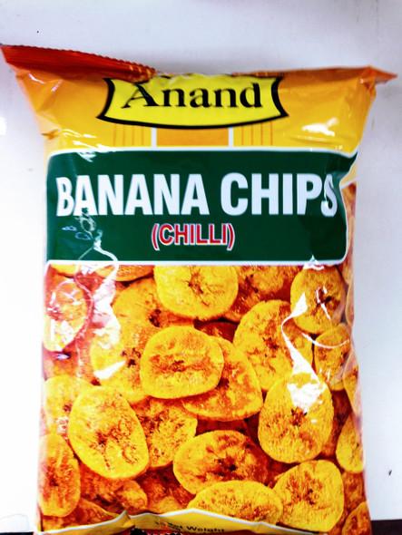 Anand Banana Chilli Chips 400g