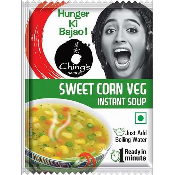 Ching's Sweet Corn Veg Soup 55g