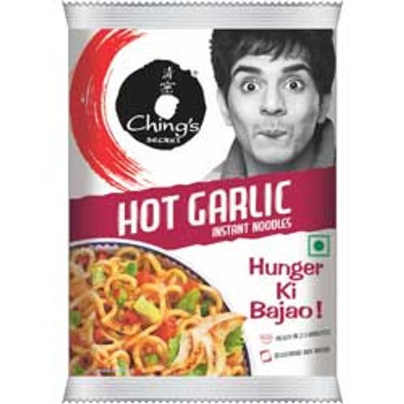 Ching's Hot Garlic Noodles 240g