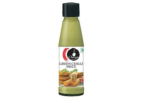 Ching's Green Chilli Sauce 180gm