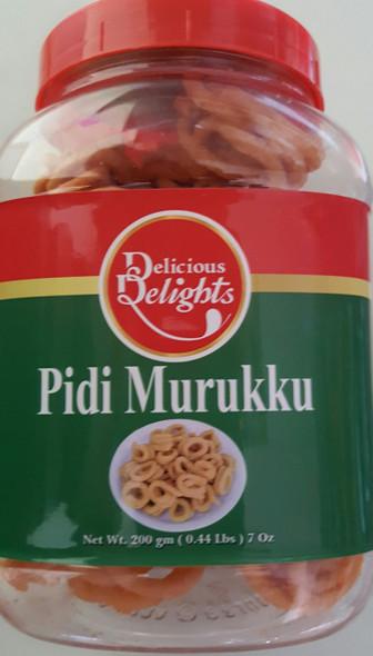 Delicious Delight Pidi Murukku 200gms