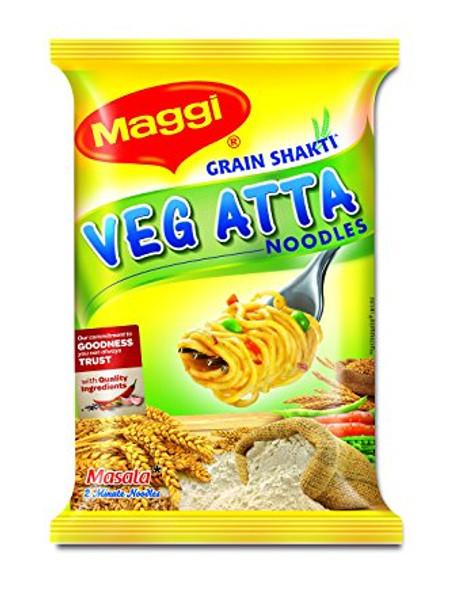 Maggie Veg Atta Noodles 80g