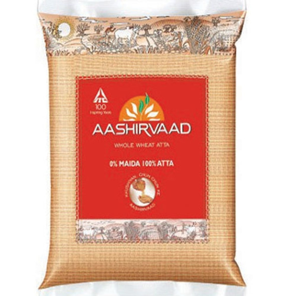 Aashirvaad Atta (Wheat ) 2kg