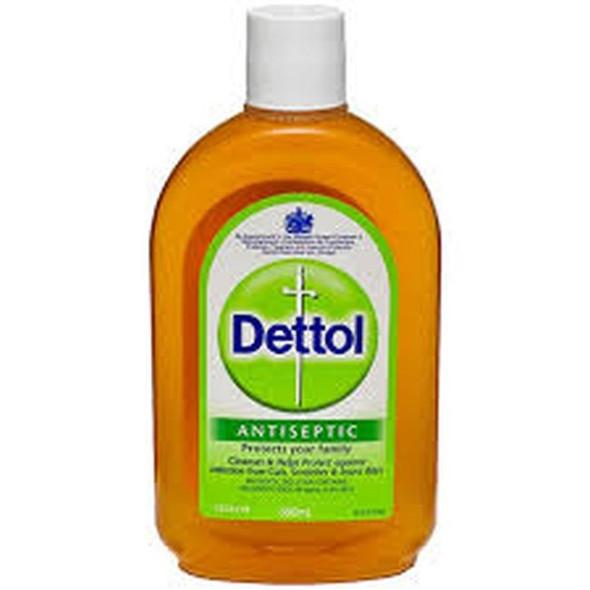 Dettol Aniticeptic Liquid 125 ml