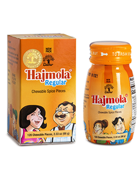 Dabur Hajmola Regular Chewable Spice Pieces-16oz