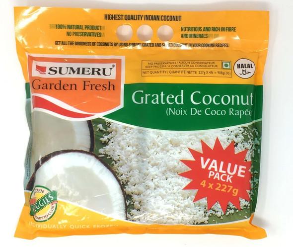 Sumeru Grated Coconut -2lbs