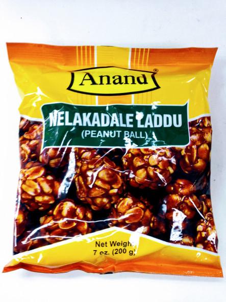 Anand Nelakadale Laddu (Peanut Ball)-200g