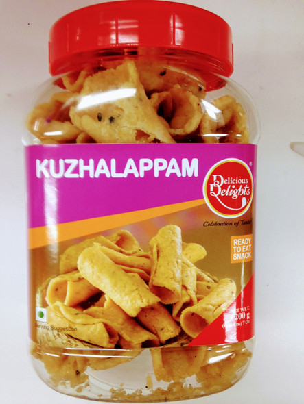 Delicious Delights Kuzhalappam -200g