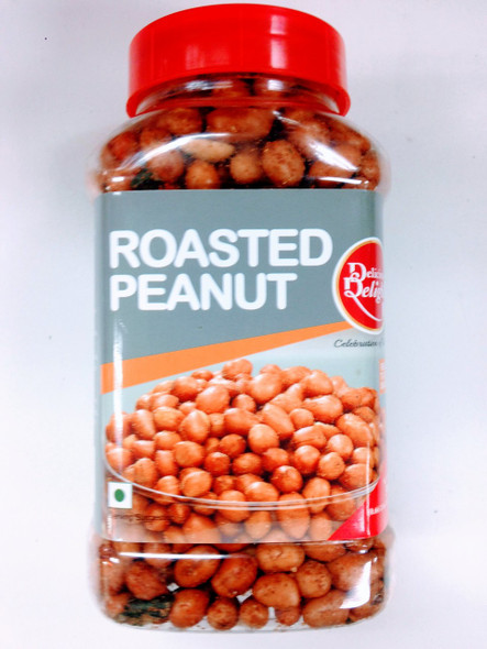 Delicious Delights Roasted Peanuts-300g
