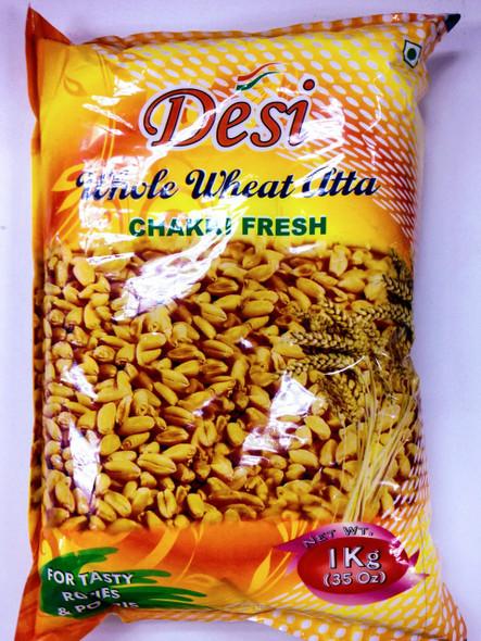 Desi Chakki Fresh  Atta - 1kg