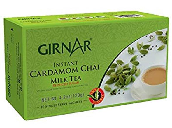 Girnar Instant Cardamom Chai ( Milk Tea)-220g