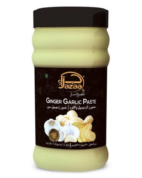 Jazaa Ginger/Garlic Paste-750gm